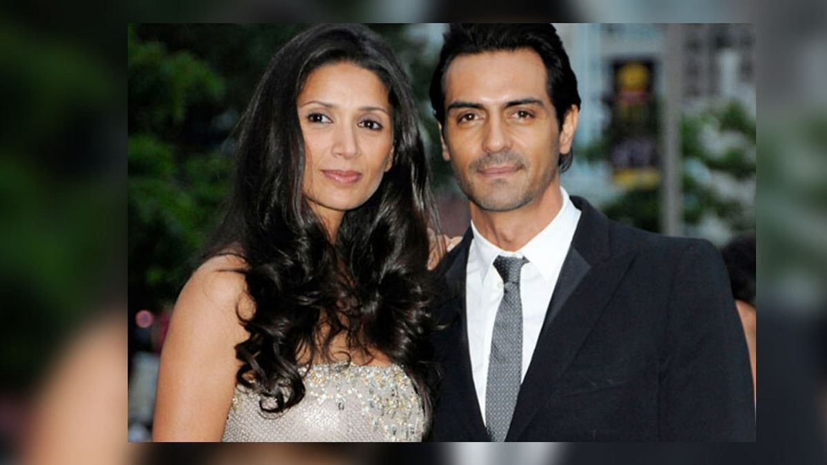 Arjun Rampal and Mehr Jesia Granted Divorce by Bandra Court