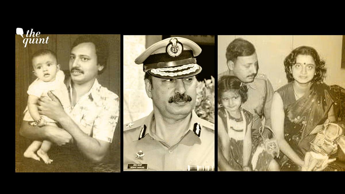 Snapshots from 26/11 martyr Hemant Karkare's life.