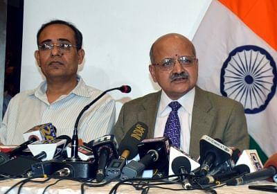 Jammu and Kashmir Chief Secretary B.V.R. Subrahmanyam