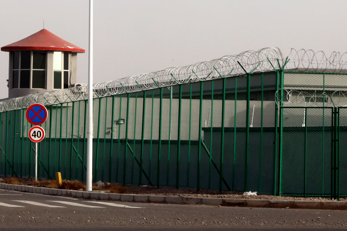 Secret Papers Show China's High-Tech Tactics to Detain Uighurs