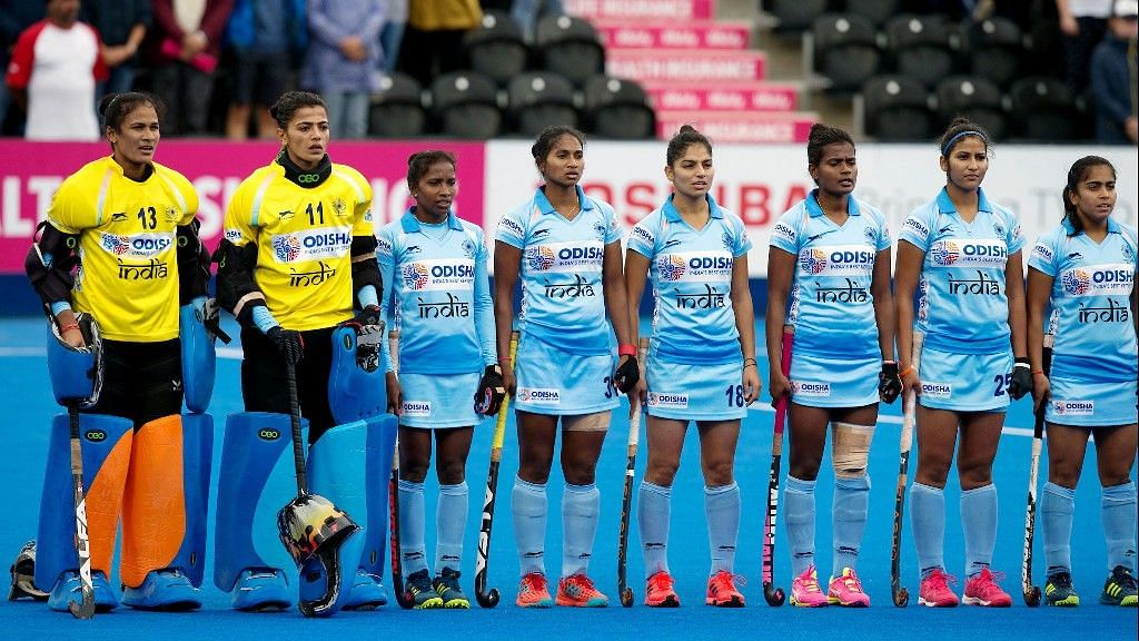Indian Women's Hockey Team Lose 0-1 to New Zealand