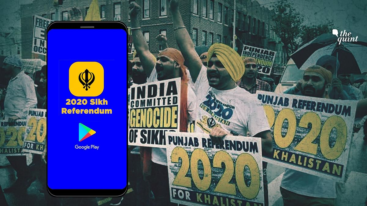 Pro-Khalistan 'Referendum 2020' App Goes Off Google Playstore