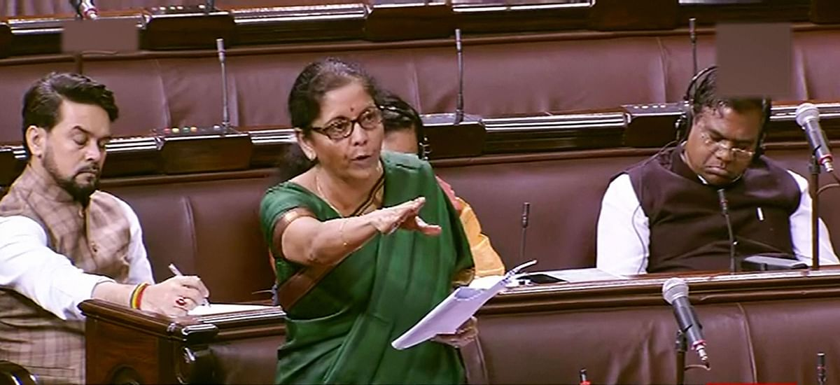 'India Won't Ever Face Recession': Sitharaman on Economic Concerns