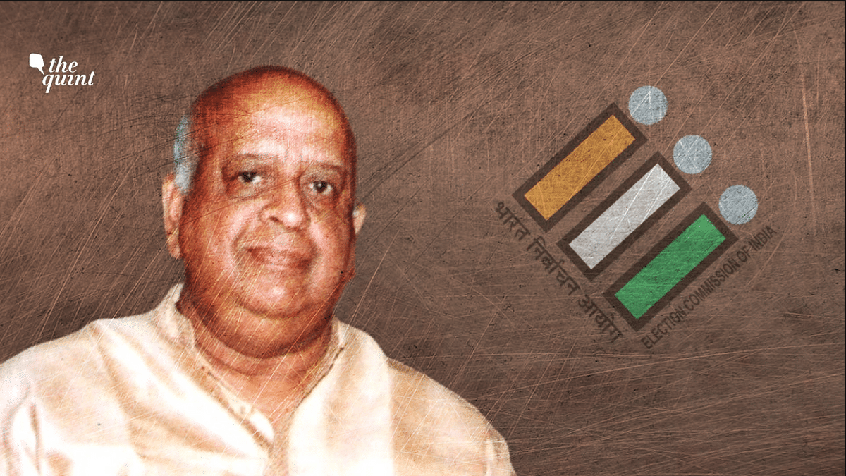 TN Seshan Told Me, 'You Better Have Skin of Rhinoceros — Like Me'