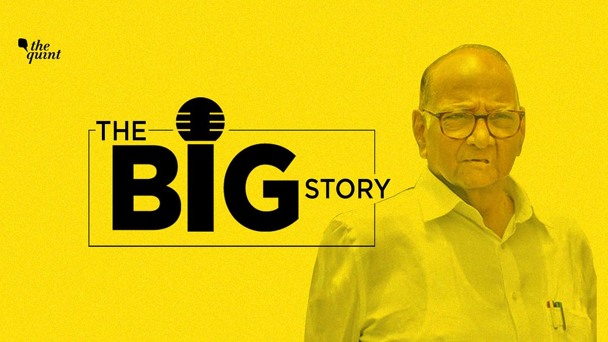 Tune In For Podcast   Sharad Pawar: Rise of a Political Statesman