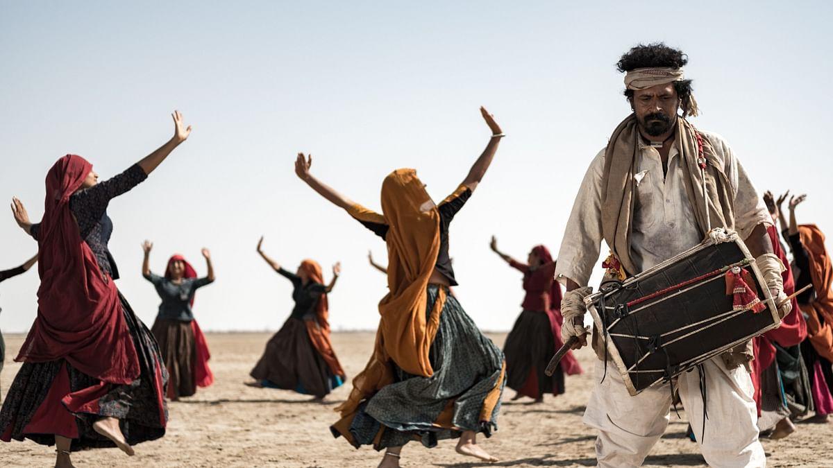 Still from the National Award winning Gujarati Film <i>Hellaro</i>