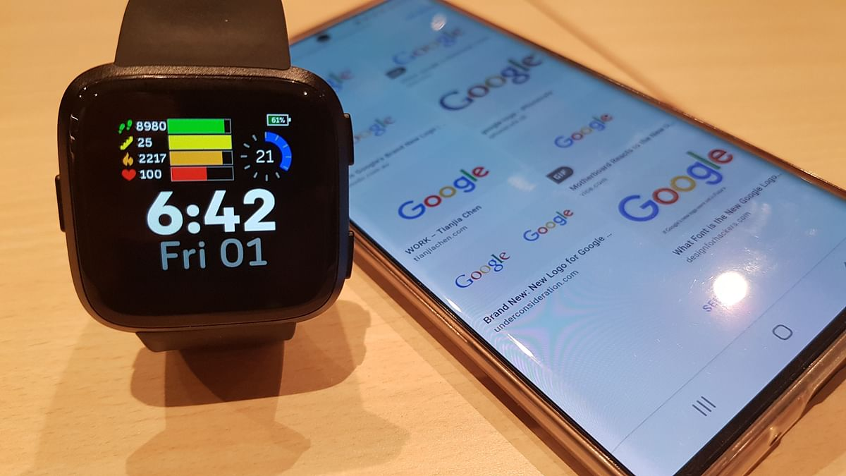 Google Buys Fitbit for $2.1 Billion to Rival Apple Watch