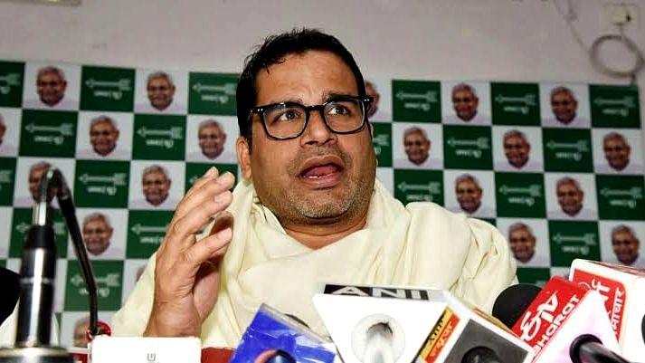 'Combination of CAA & NRC Too Deadly': JD( U)'s Prashant Kishor
