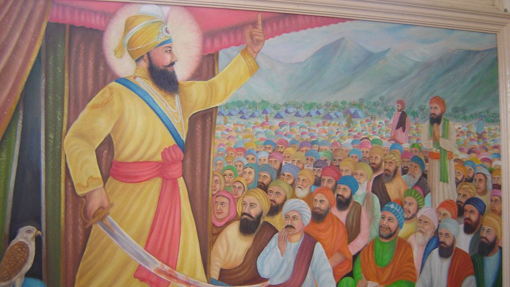 Guru Gobind Singh Jayanti wishes, images and quotes.