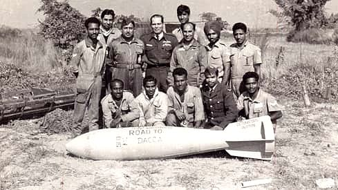 How an Indian Air Force Cargo Plane Became a Bomber in 1971 War