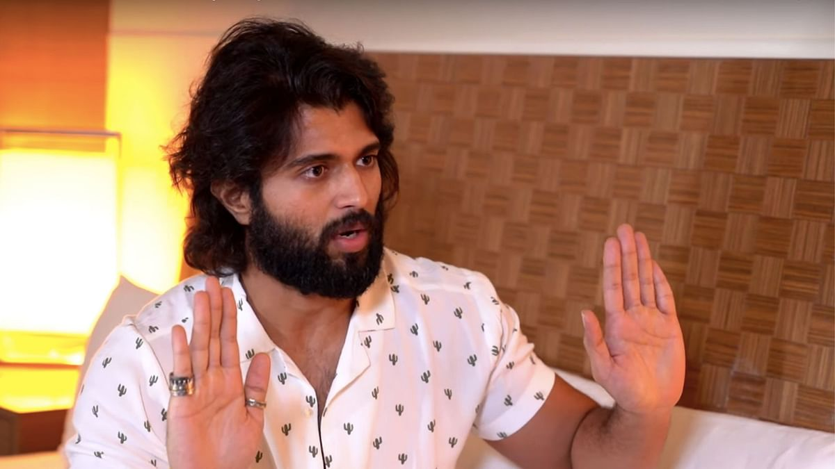 Vijay Deverakonda advocated the case for why not everyone shouldn't vote and why a dictatorship is a good option...