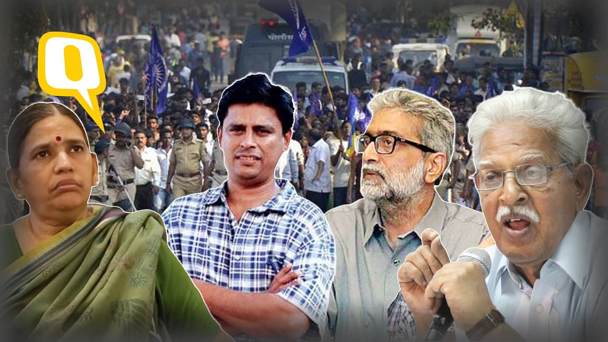 Bhima Koregaon: 'Drop Fake Case Against Arrested Activists'