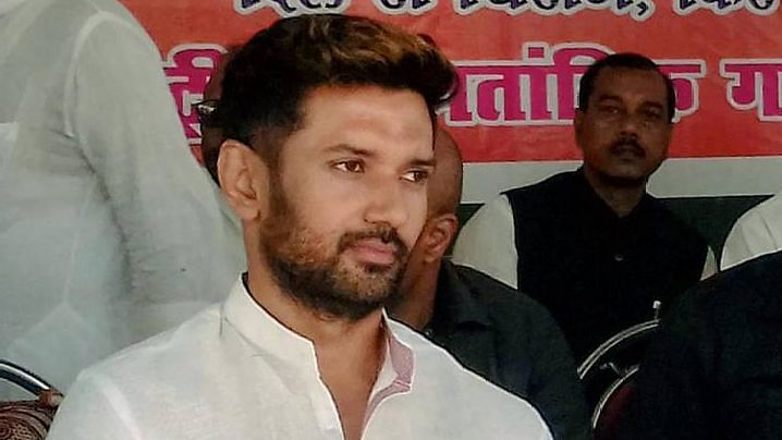 Chirag Paswan 'Emotional' After PM Modi Remembers Late Father