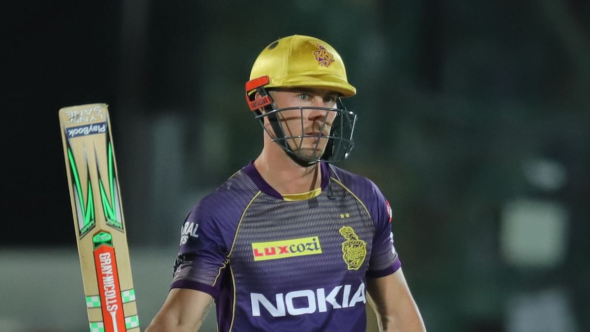 Chris Lynn was released by KKR in the off season and had a base price of Rs 2 crore.