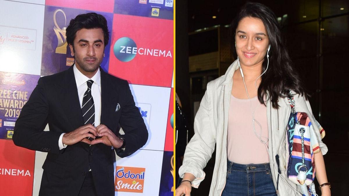 Ranbir Kapoor and Shraddha Kapoor will co-star in a Luv Ranjan film.