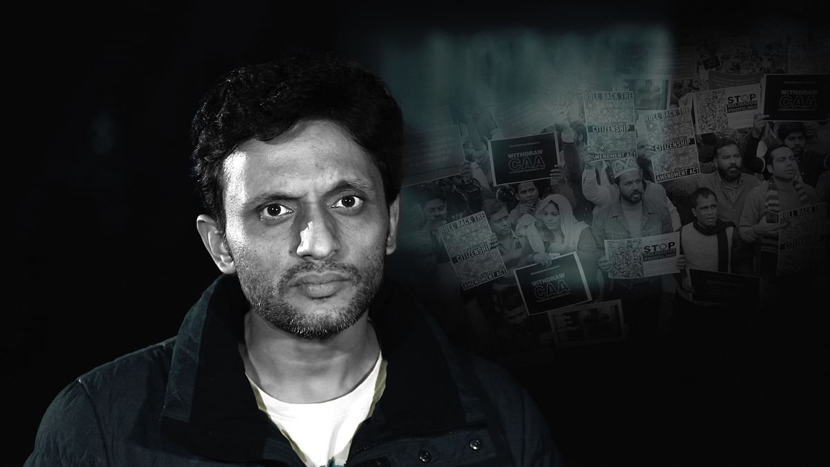 Why's Gandhi's Nation Turning Into Jinnah's? Asks Zeeshan Ayyub