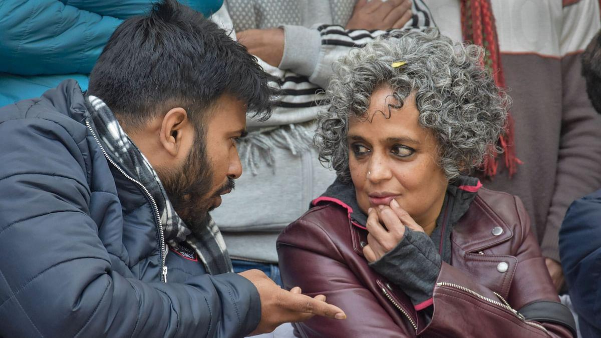 Furnish Wrong Data: Arundhati Roy Urges People to Not Follow NPR