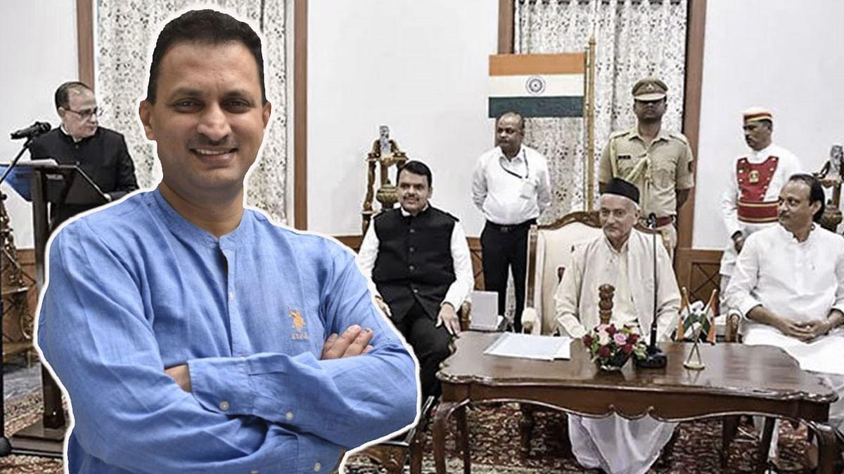 Fadnavis Denies Being  80-Hr CM to 'Return Rs 40,000 Cr to Centre'