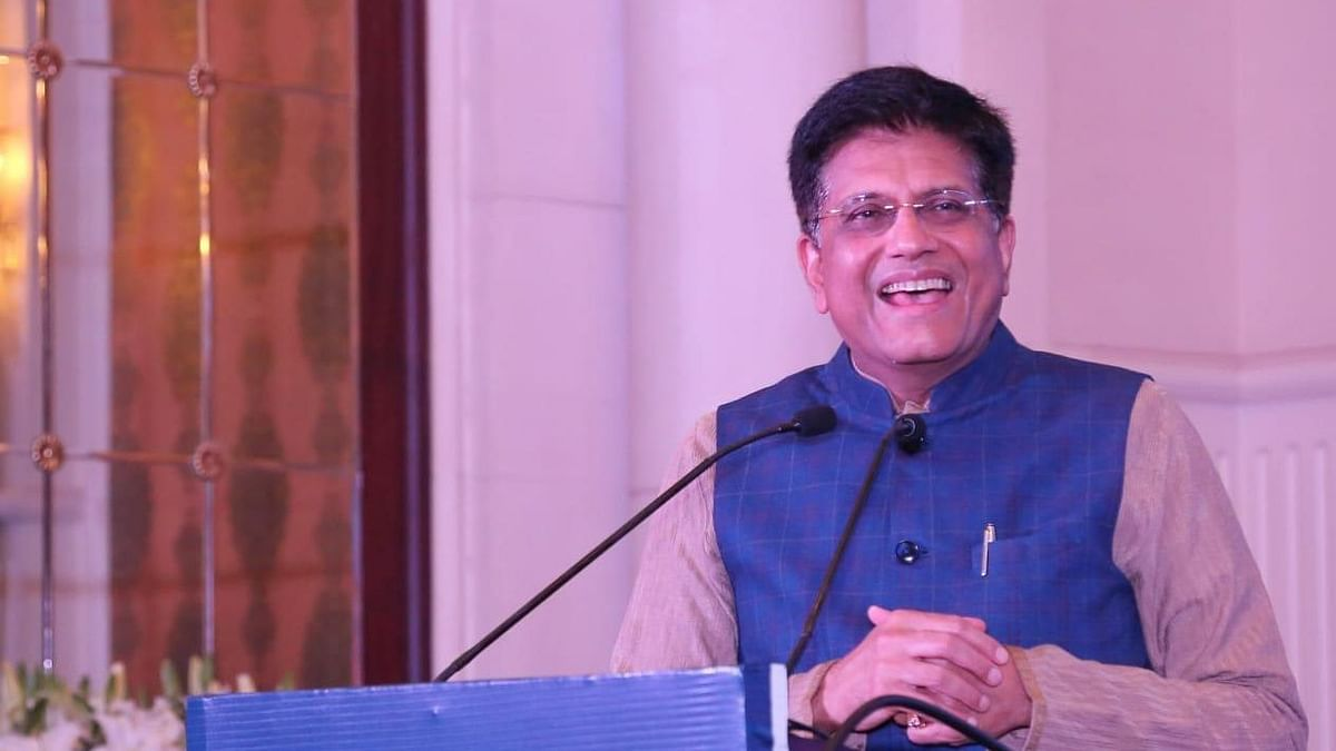 FIle image of Union Minister Piyush Goyal.