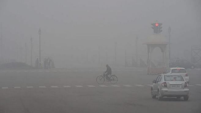 Cold wave in Delhi-NCR. (Image used for representation)