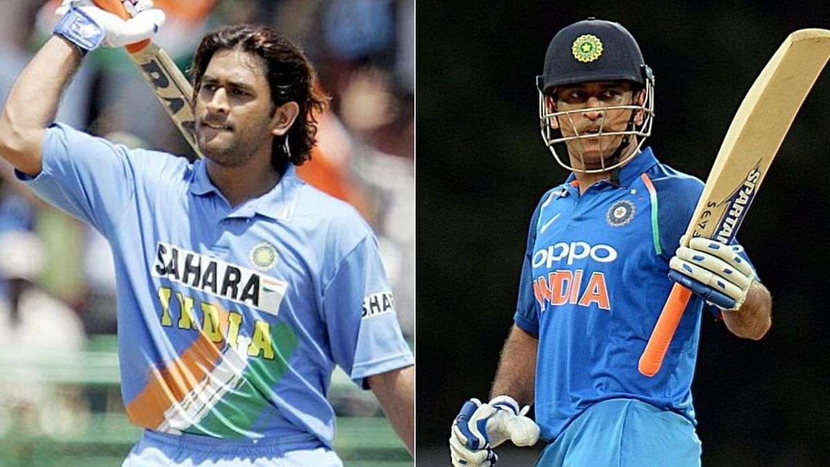 Former India skipper MS Dhoni on Monday, 23 December completed 15 years in international cricket.
