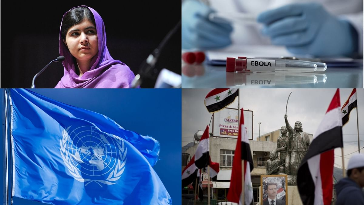 Before 2020, UN Report takes a look back at some of the big stories of the decade.