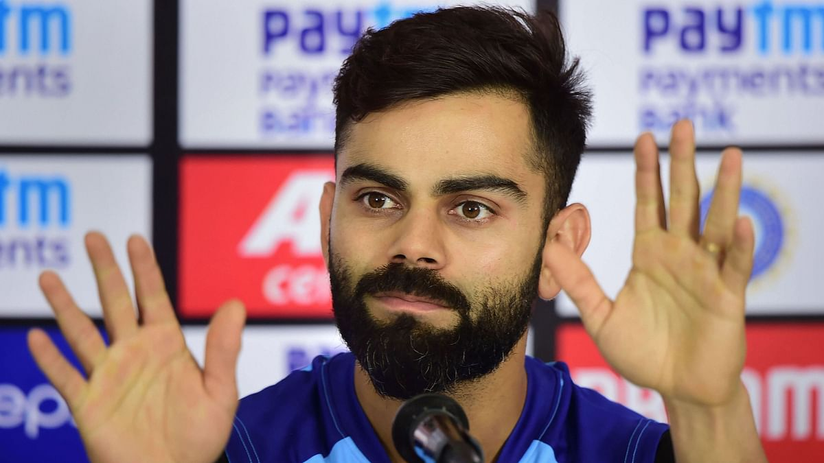 It's My Responsibility to Take Control of the Middle-Order: Kohli