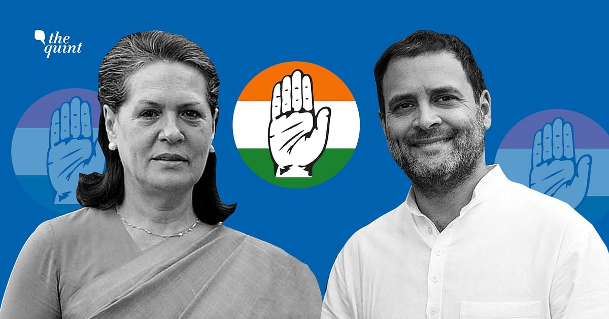 With Sonia & Rahul Abroad, Can 'Reshuffled' Congress Take On Modi? - The Quint