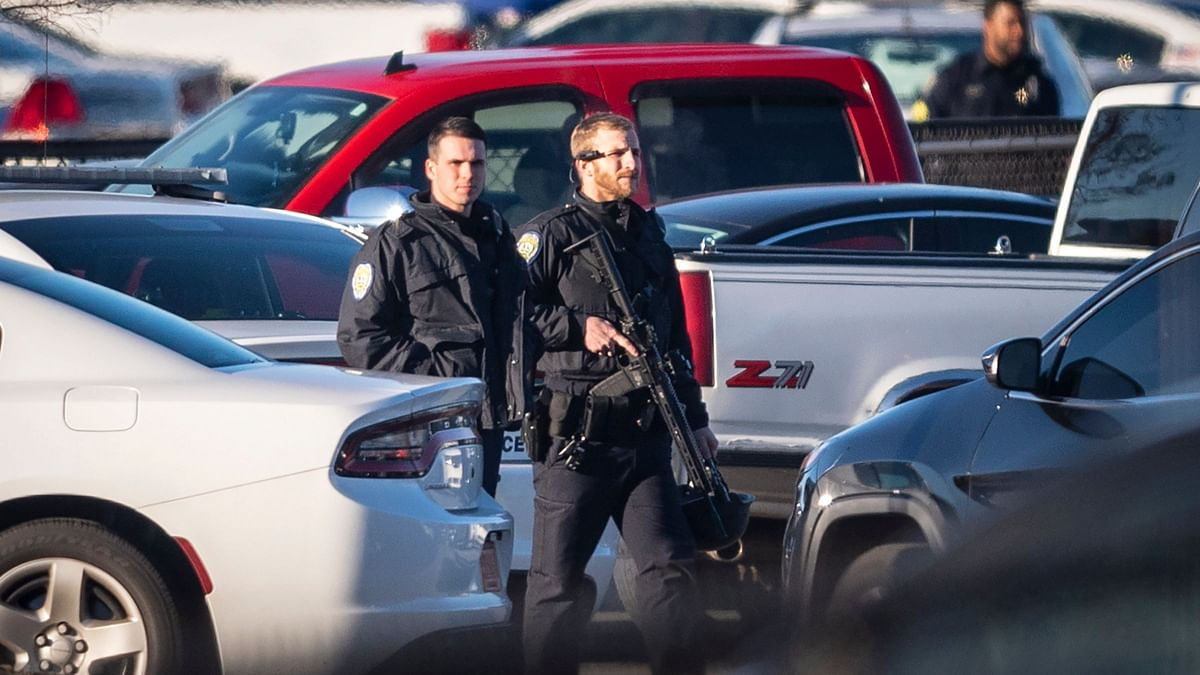 Two Dead in Shooting at Municipal Building in North Carolina
