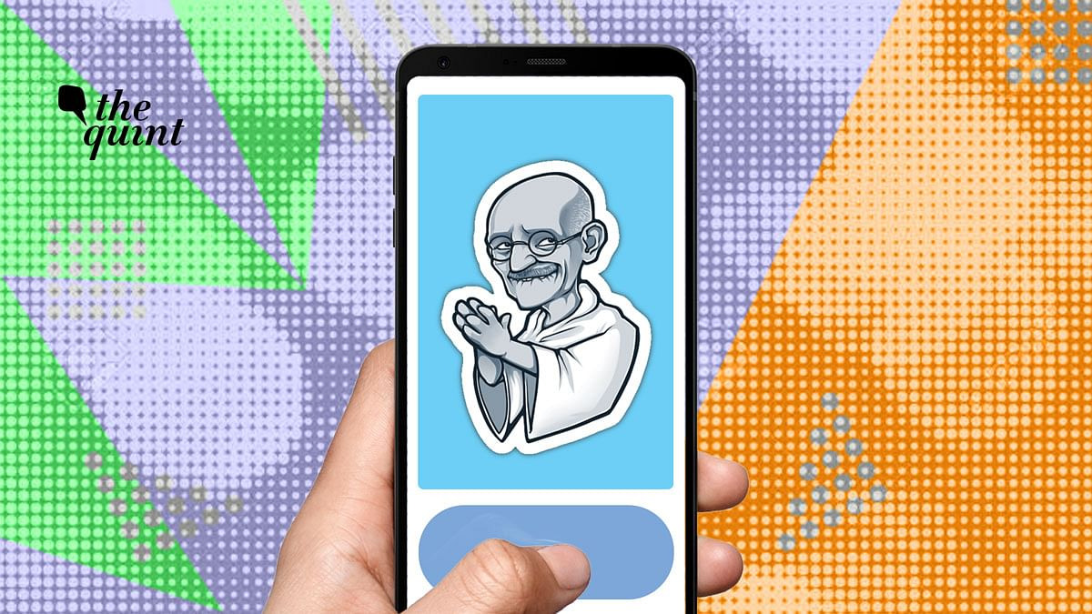 What would you ask Mohandas Karamchand Gandhi if you find him online?