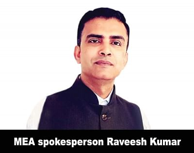 Raveesh Kumar. (Photo: @MEAIndia/Twitter)