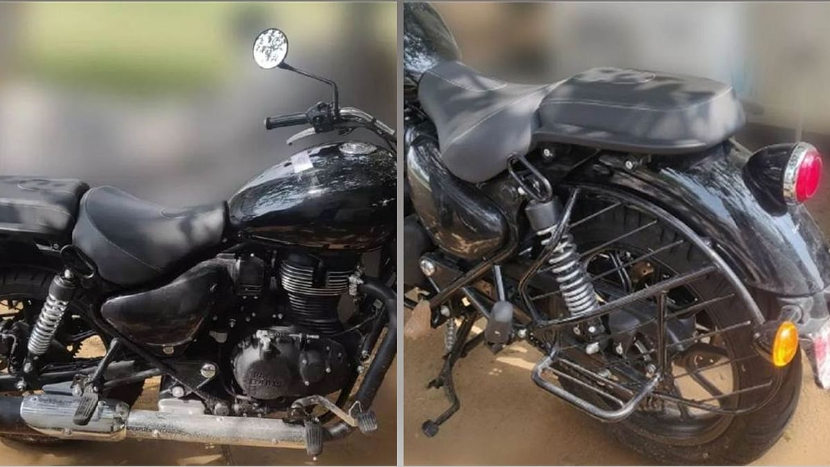 The Royal Enfield Thunderbird gets a new engine and a new design too.