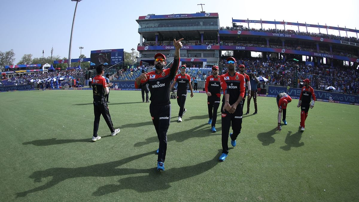 Royal Challengers Bangalore: Biggest In Name But Poor In Game