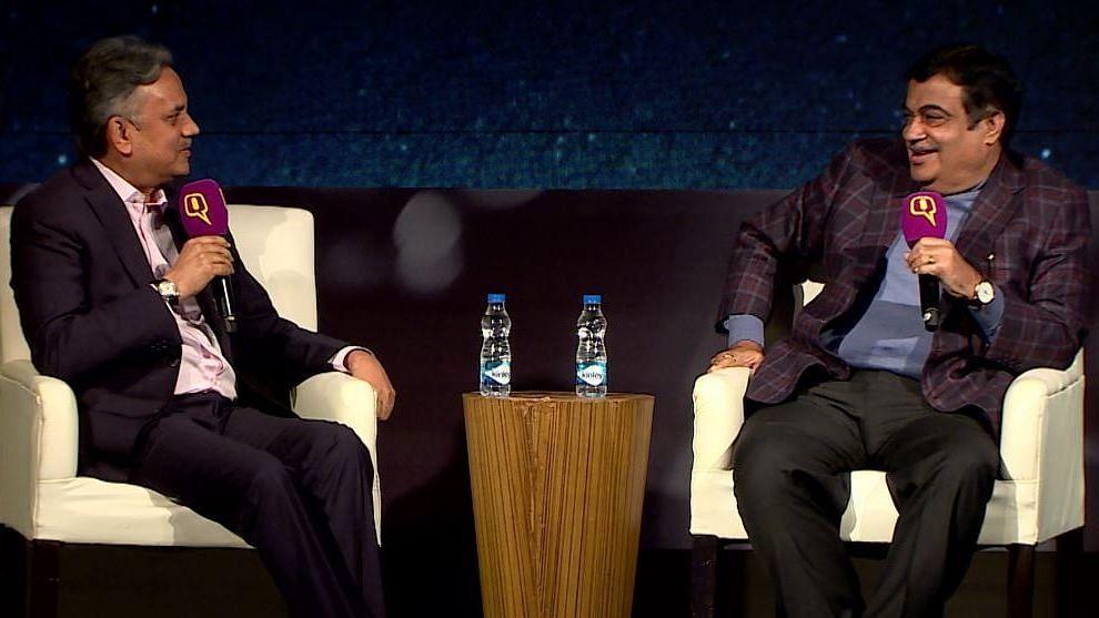 'Sharad Pawar is the Tallest Leader in Maharashtra': Nitin Gadkari