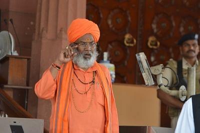 Sakshi Maharaj. (Photo: IANS)