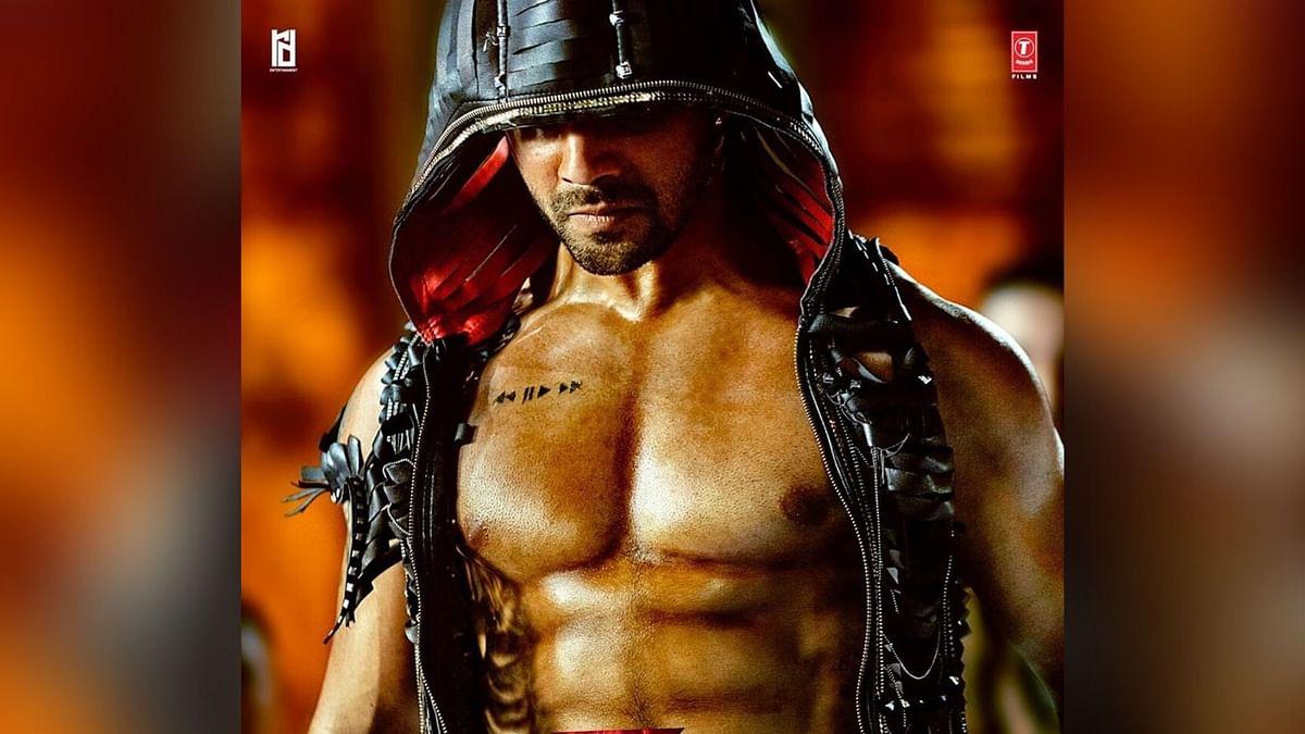 Varun Dhawan Looks Rugged in Poster of 'Street Dancer 3D'