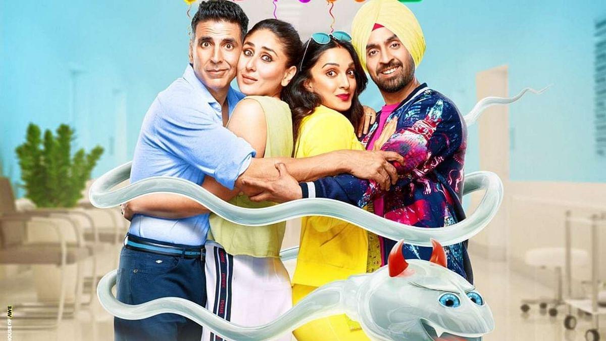 Akshay and Kareena Light Up the Sperm Mix-up Saga in 'Good Newwz'