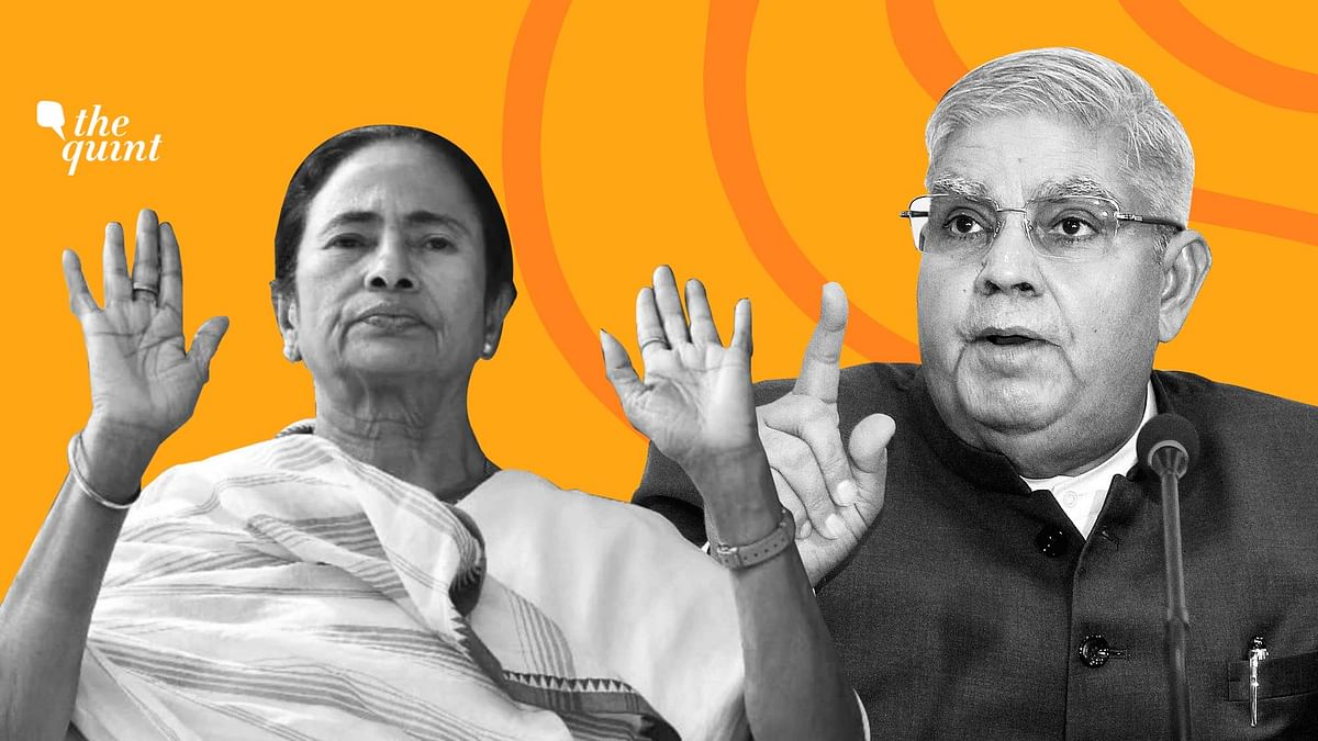 "Mamata Rips Into ""Insulting, Abusive"" Governor In Explosive Letter"