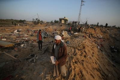 Israel demolishes Palestinian homes in southern West Bank