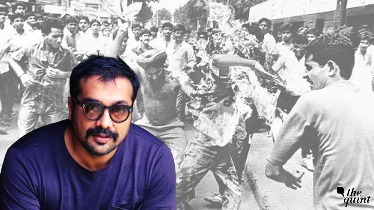 Anurag Kashyap faced flak for tweet saying he protested on streets against the Mandal Commission 27 years ago.