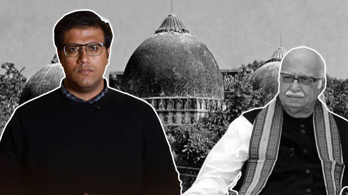 'Vindicated' LK Advani Remains on Trial in Babri Demolition Case