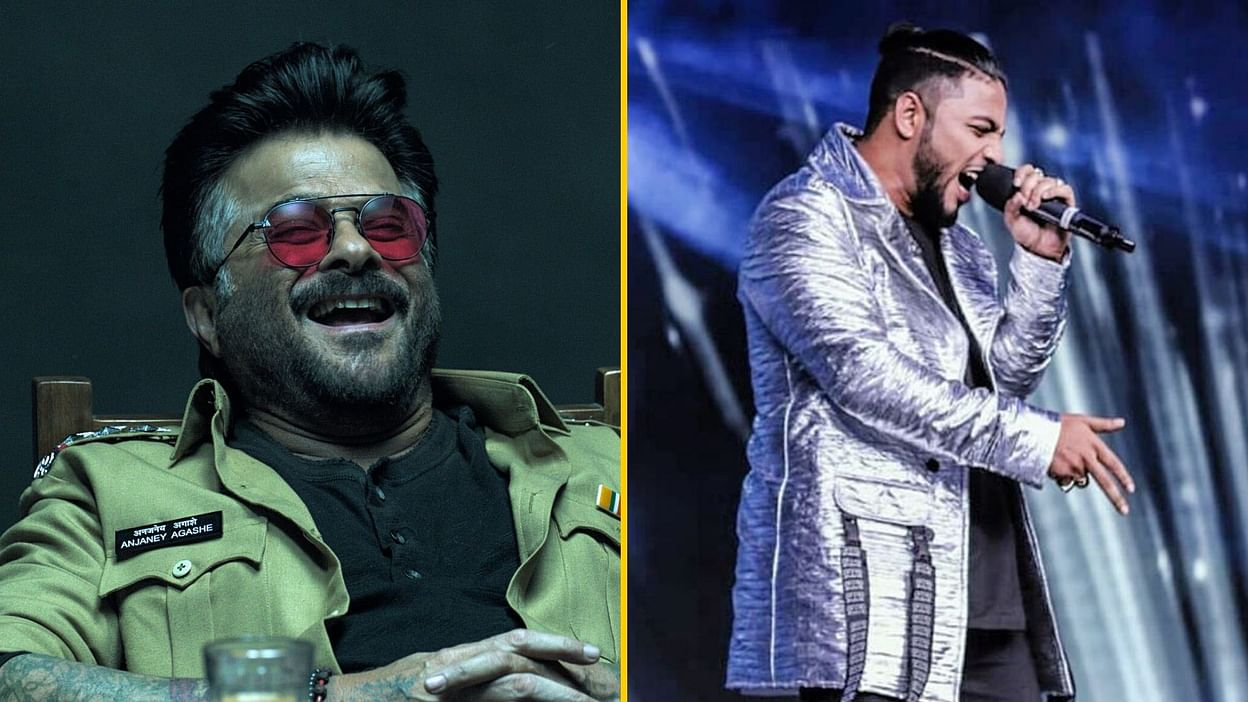 Today S Entertainment News Anil Kapoor S Malang Look Rapper Raftaar On Caa