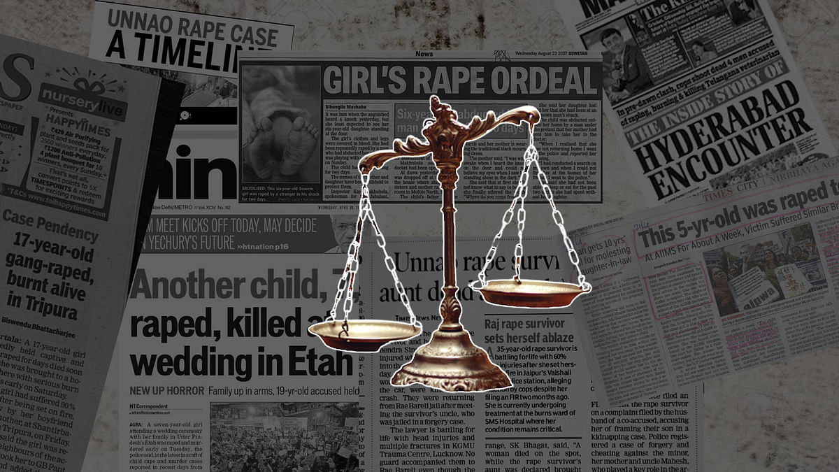 Hyderabad Rape Made Headlines But Over 1 L Cases Pending in Courts