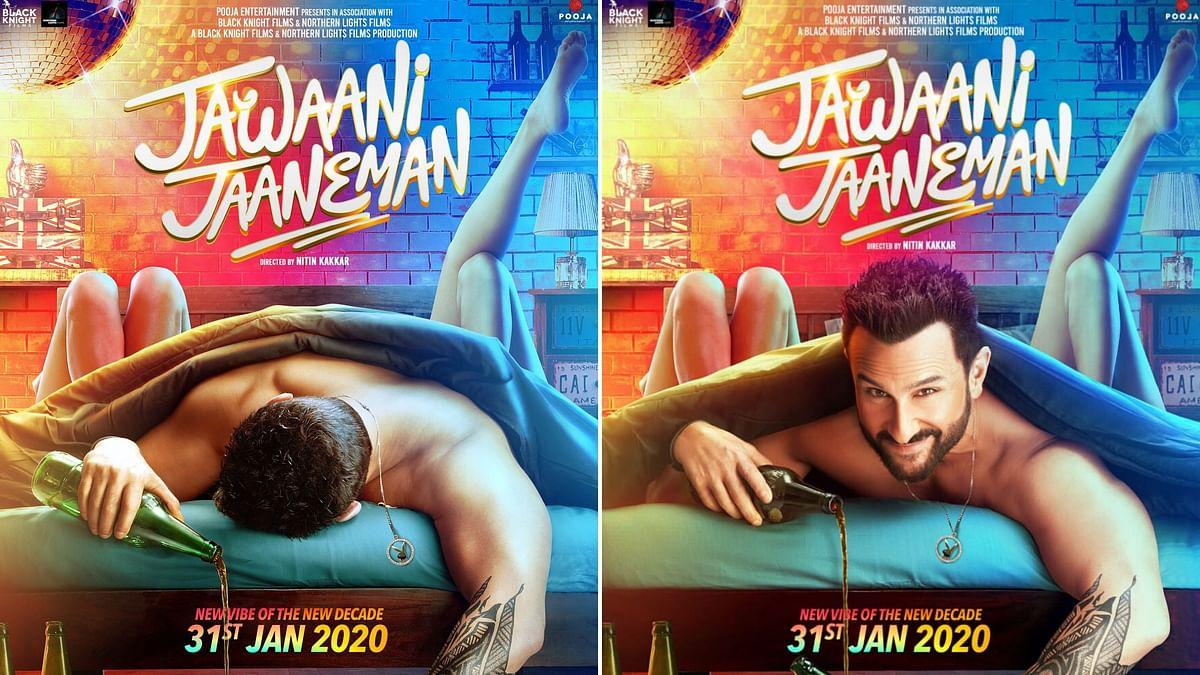 'Jawaani Jaaneman' First Look: Saif, Tabu Starrer to Release Early