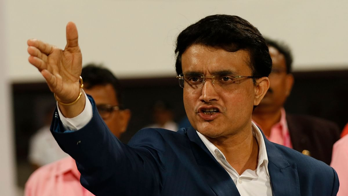 Strained Relations With Coach Ravi Shastri? Sourav Ganguly Answers