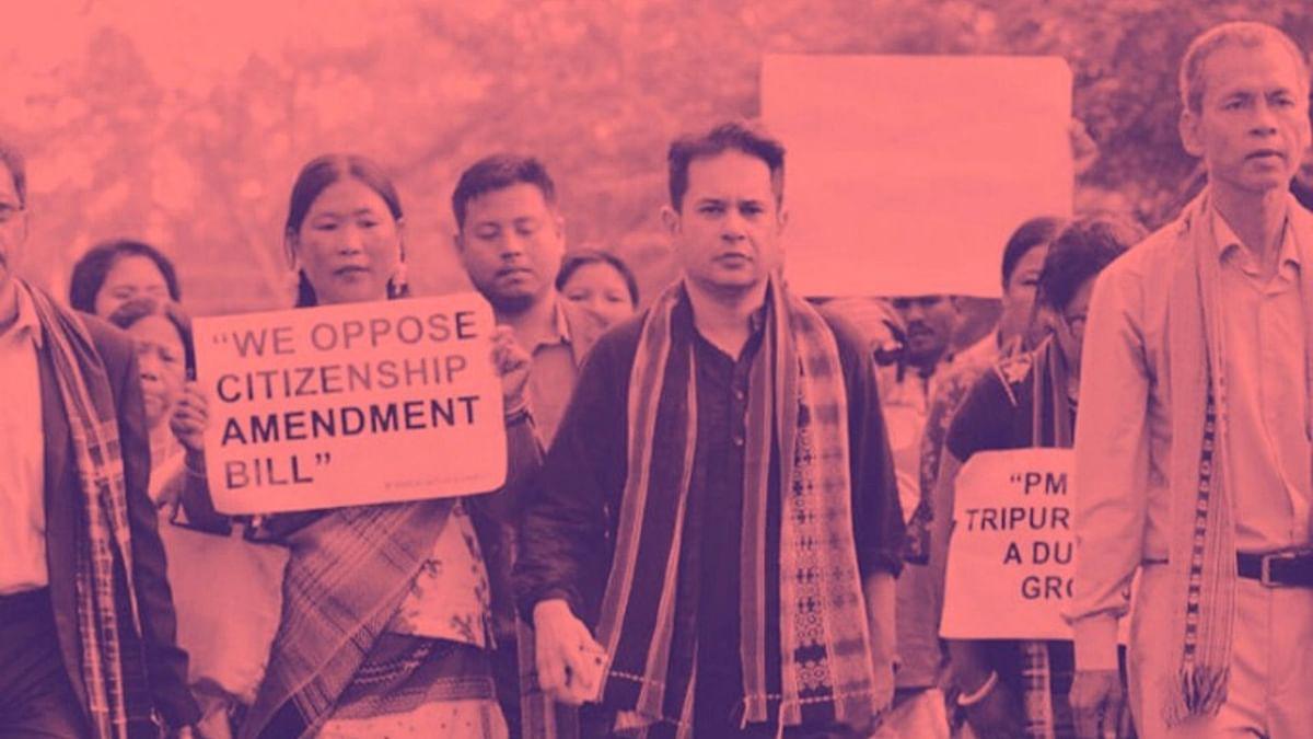 CAA Violates Treaty of Accession, Says Tripura's Royal Family Head