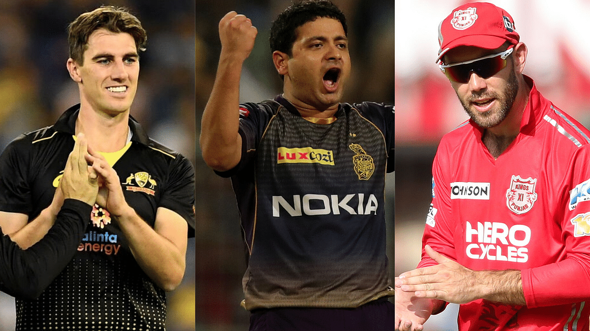 IPL Auction 2020: Most expensive players in the players auction.