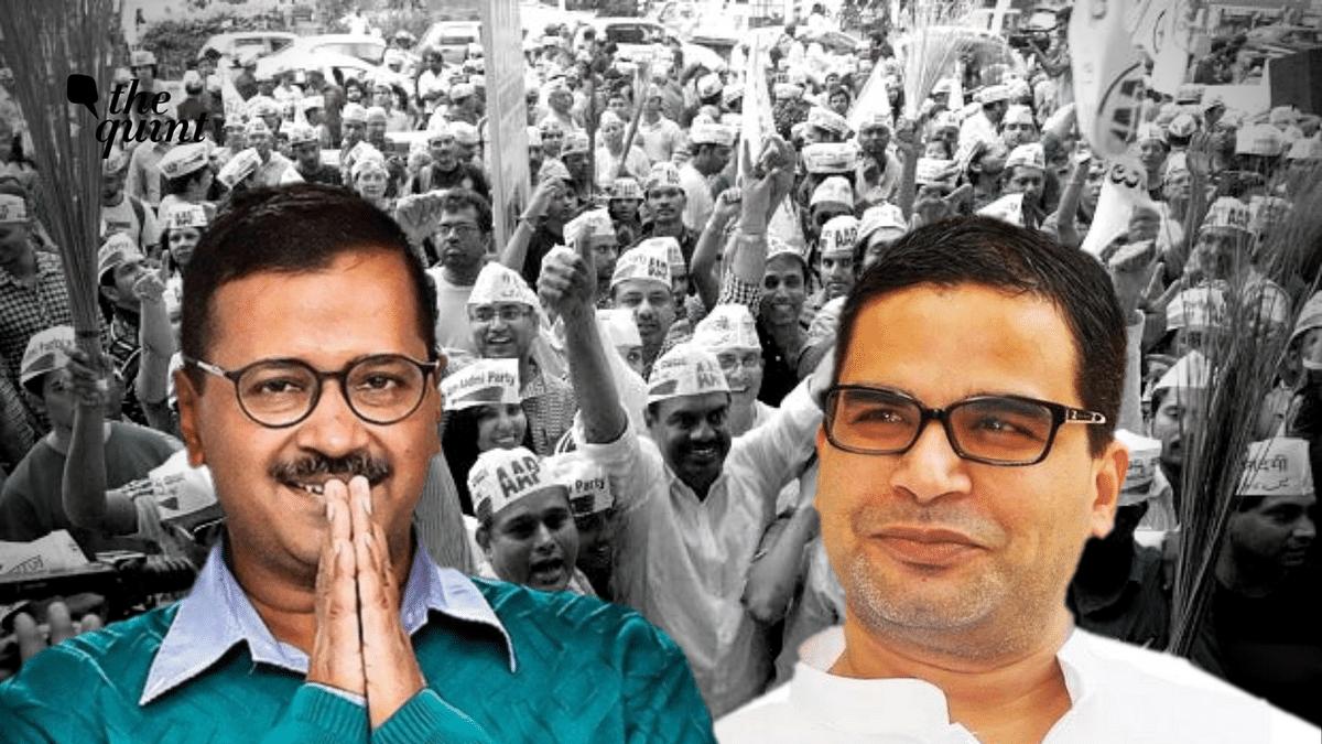 Kejriwal's AAP Ropes in Prashant Kishor's I-PAC for Delhi Polls