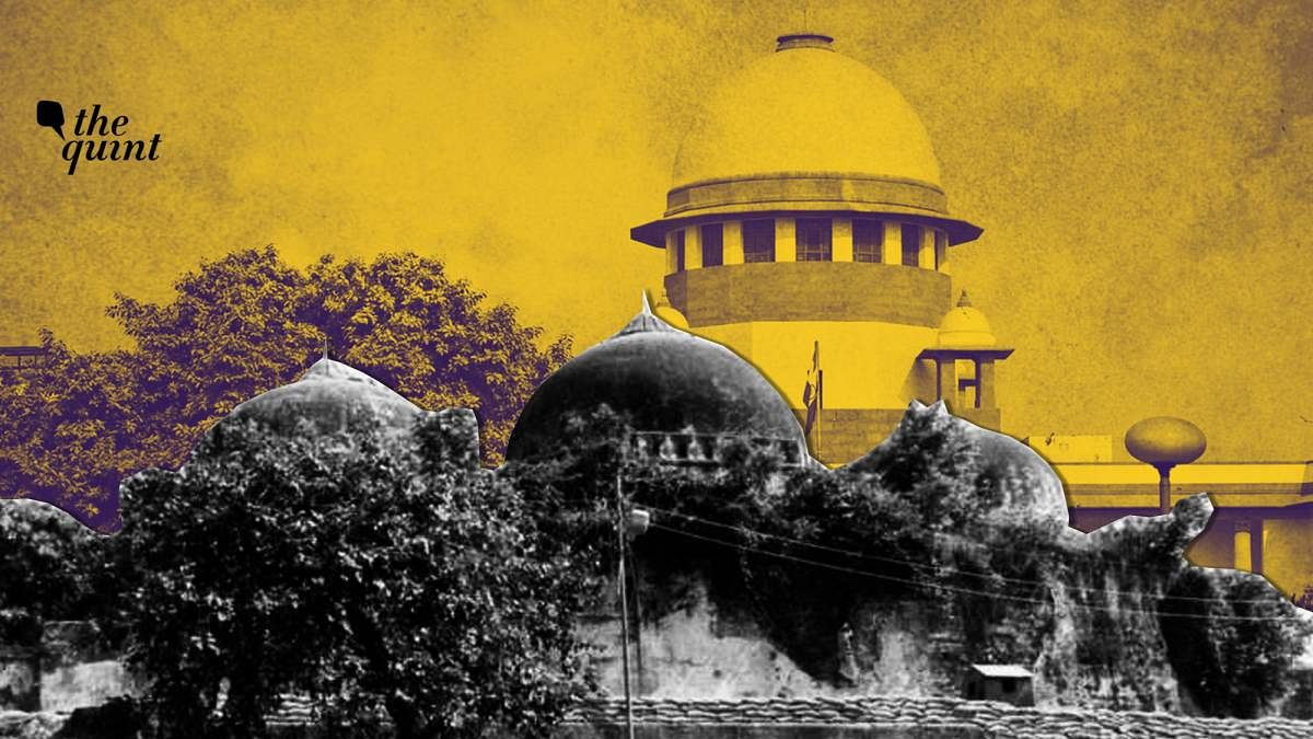 Jamiat Ulema-E-Hind  Files Review Plea Against Ayodhya Verdict