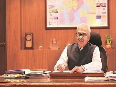 New Delhi: Senior Assam-Meghalaya cadre IAS officer Ajay Kumar Bhalla was appointed Union Home Secretary succeeding incumbent Rajiv Gauba, on Aug 22, 2019. (File Photo: IANS)